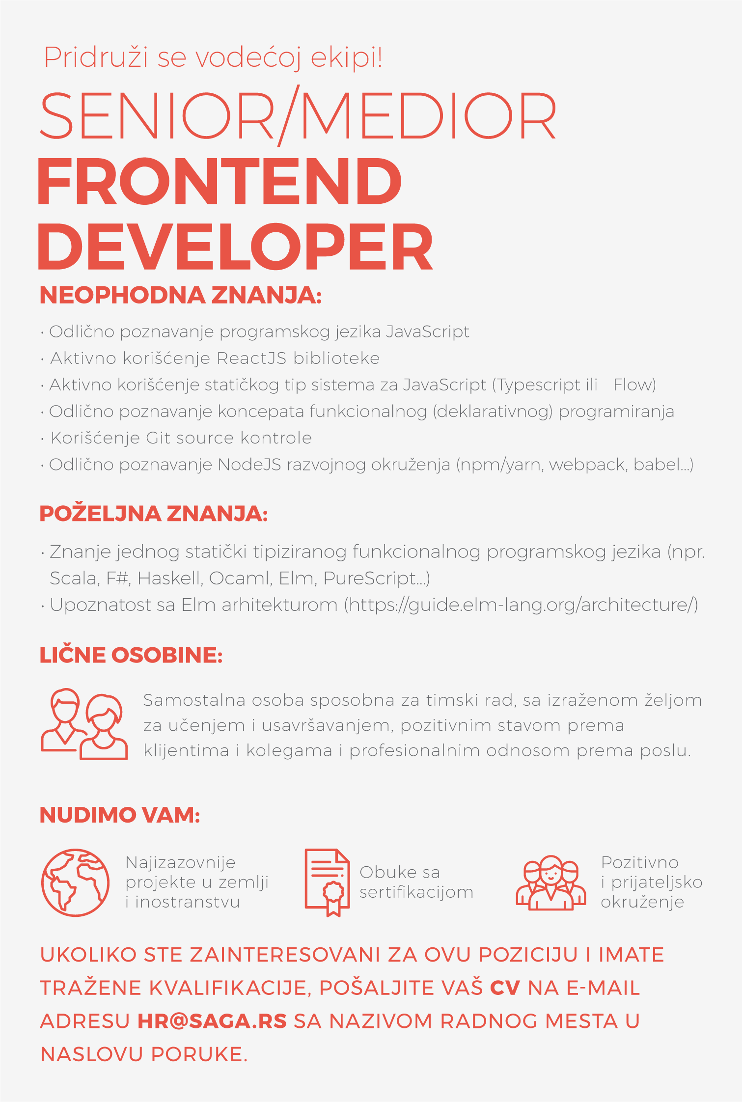 Frontend Programer