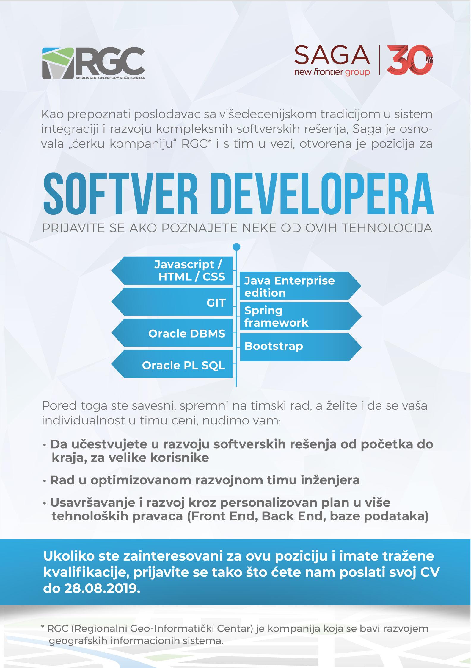 RGC Softver Developer