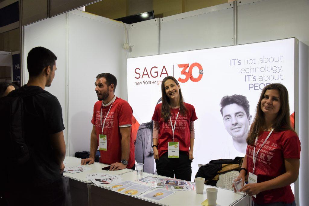 Cisco Connect konferencija, it posao, saga